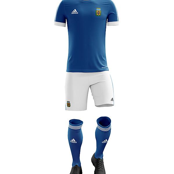 Argentina x Away x Adidas