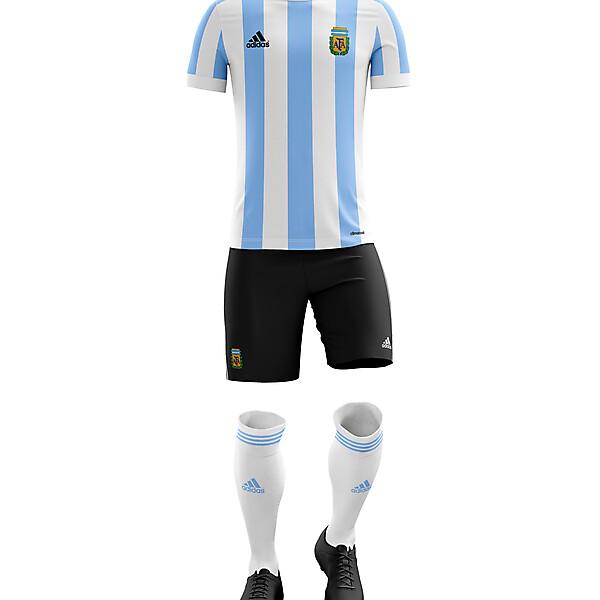 Argentina x Home x Adidas