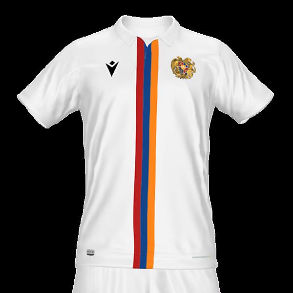 Armenia National Team Fantasy Away Kit