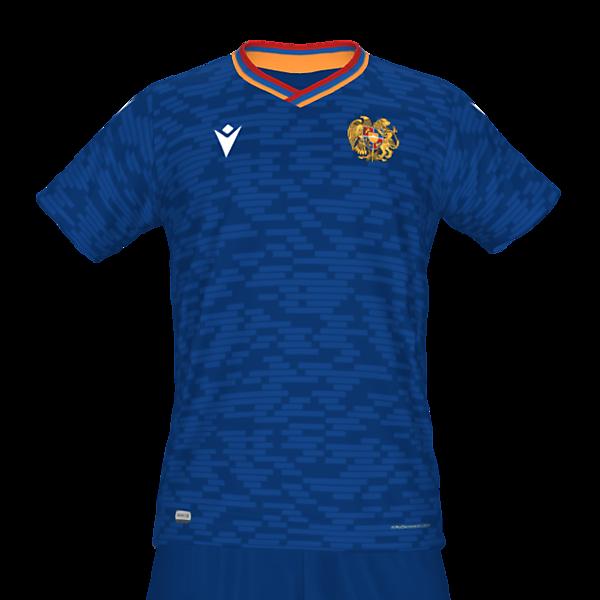 Armenia National Team Fantasy Third Kit