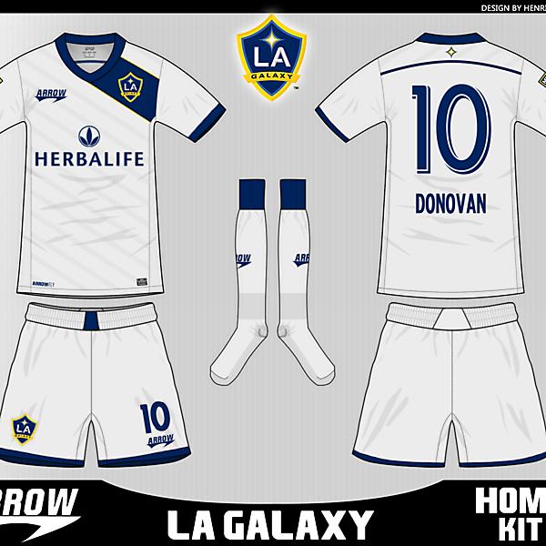 Arrow - LA Galaxy - Home