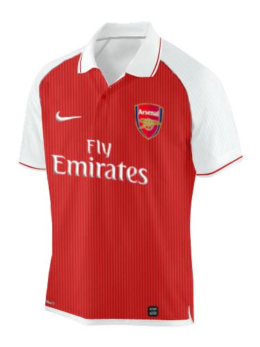 Arsenal 10/11