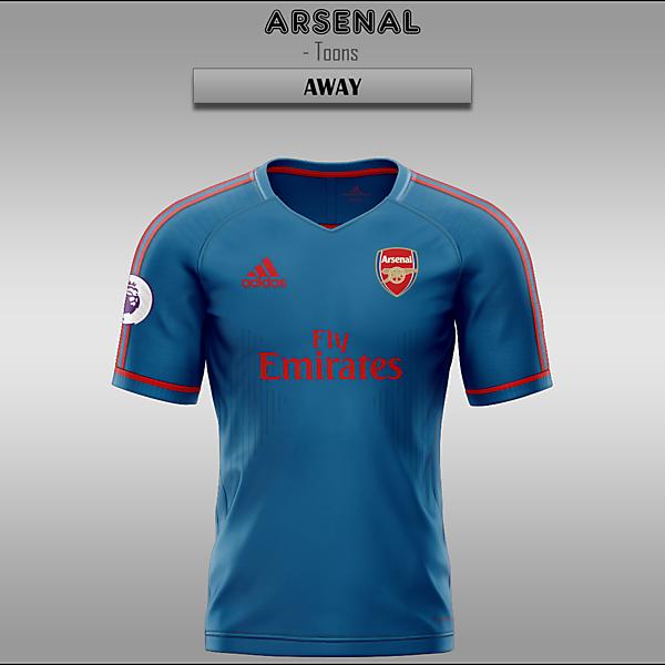 Arsenal -- Home/Away/Third 2019/2020