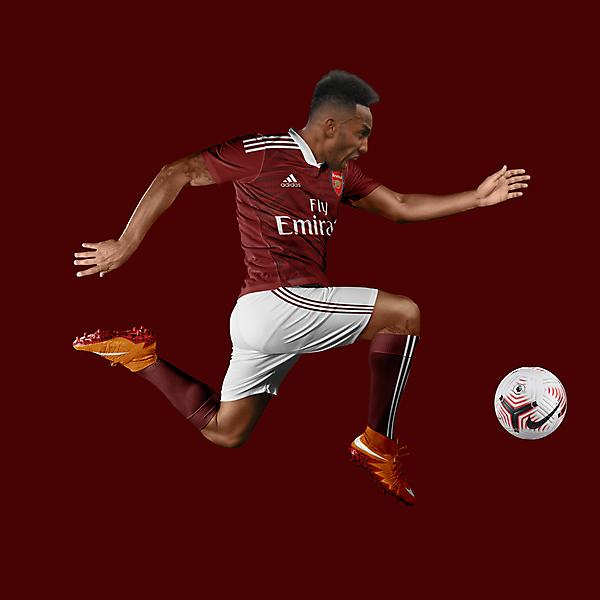 Arsenal 20/21 Concept Kit Aubameyang