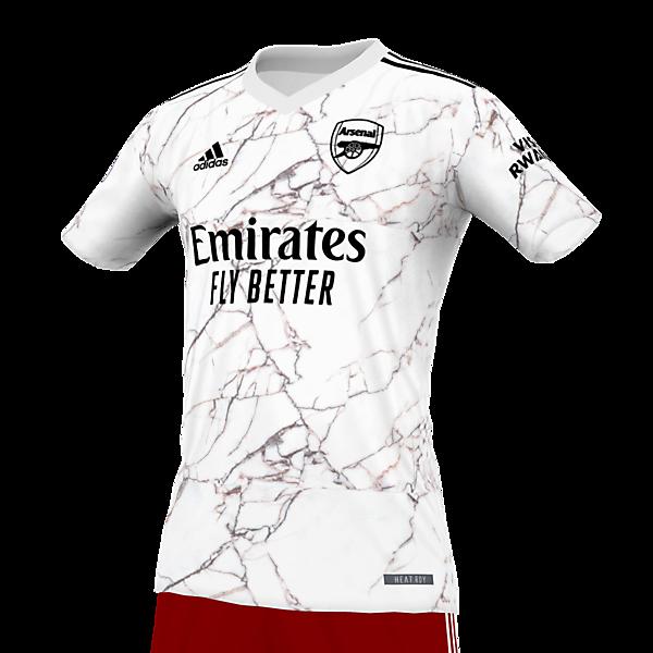Arsenal 21 away slight remake