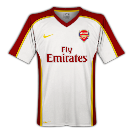 Arsenal Away
