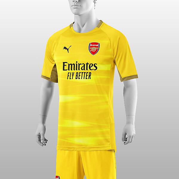 Arsenal   2021-22 Away Shirt