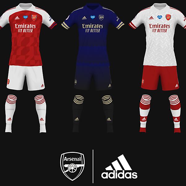 Arsenal | Adidas 2020/21