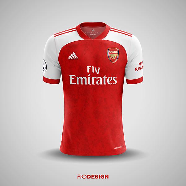 Arsenal || Adidas || Home