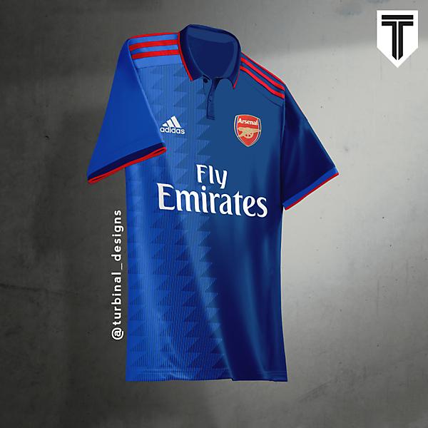 Arsenal Adidas Third Concept Kit