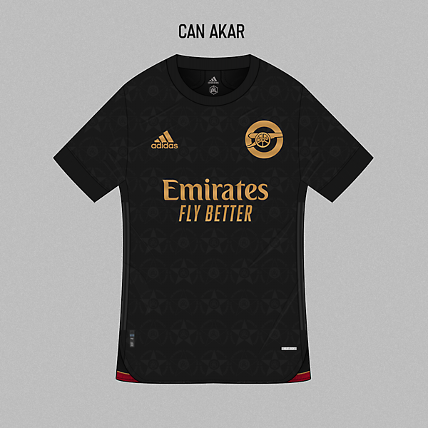 Arsenal Away Kit x Adidas