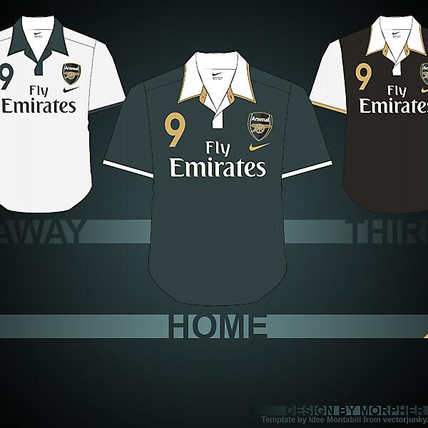 Arsenal Fantasy Set