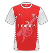 Arsenal Fantasy Home Kit