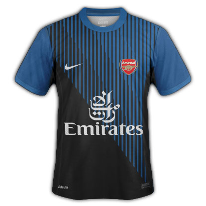 Arsenal FC Away