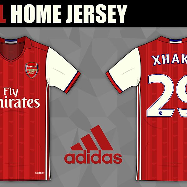 Arsenal Home Jersey - Adidas