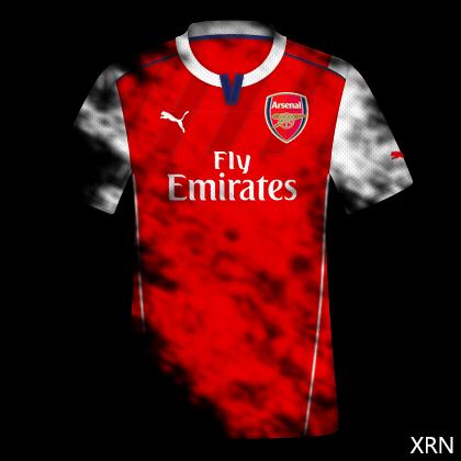 Arsenal kit