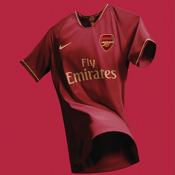 Arsenal Nike Third Concept Kit
