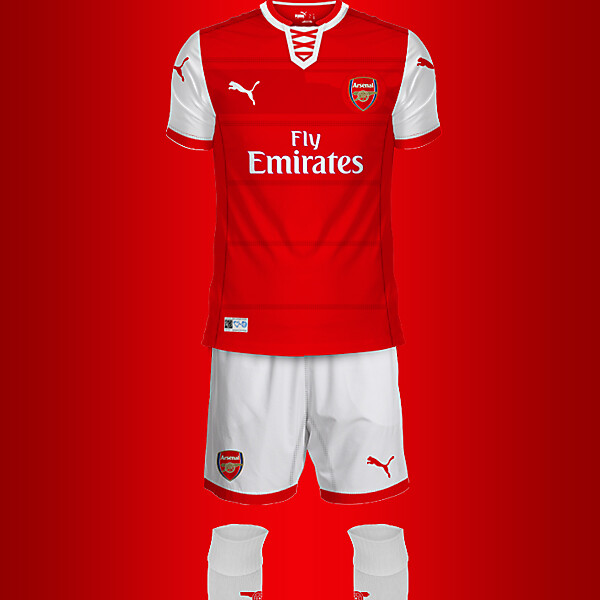 Arsenal Puma Home