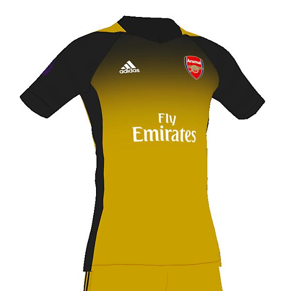 Arsenal third kit concept
