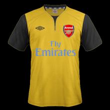 Arsenal Umbro Away Concept