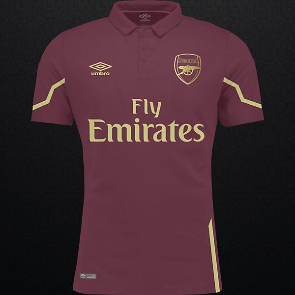 Arsenal Umbro Away Kit