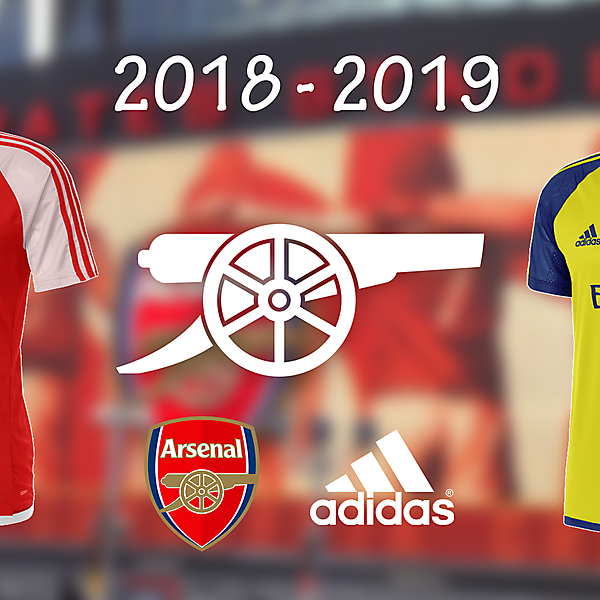 new arrival 7ae42 bbacd Arsenal x adidas