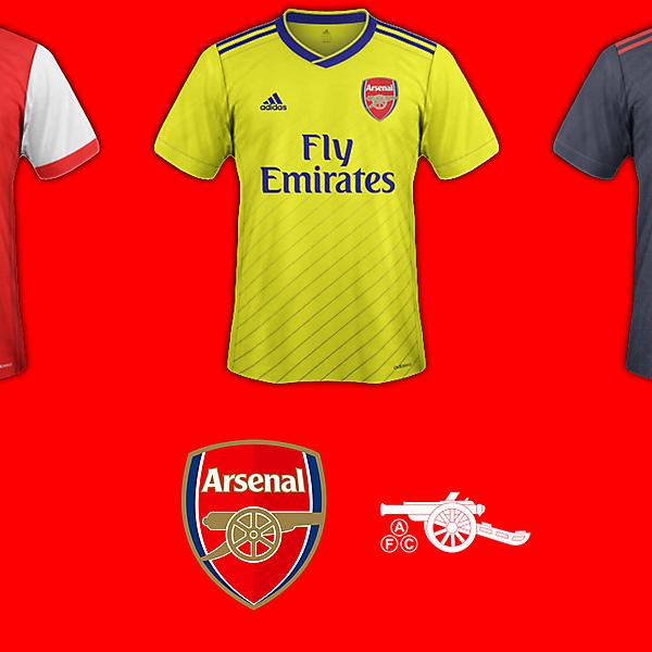 Arsenal x Adidas