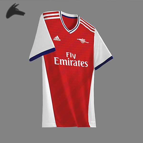 Arsenal x Adidas home concept