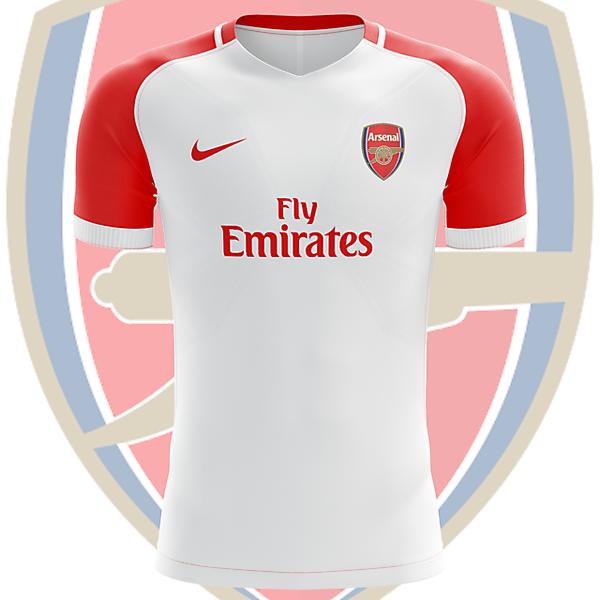 Arsenal x Nike - Away