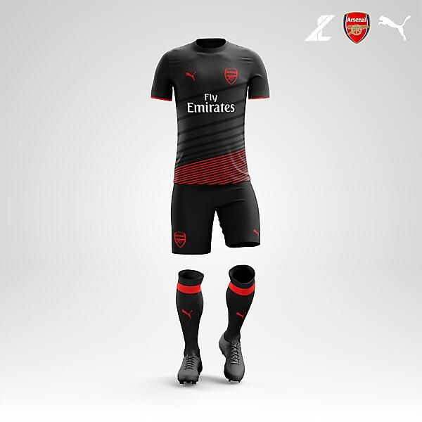 Arsenal x Puma