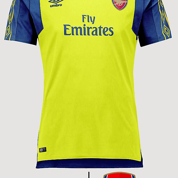 Arsenal x Umbro