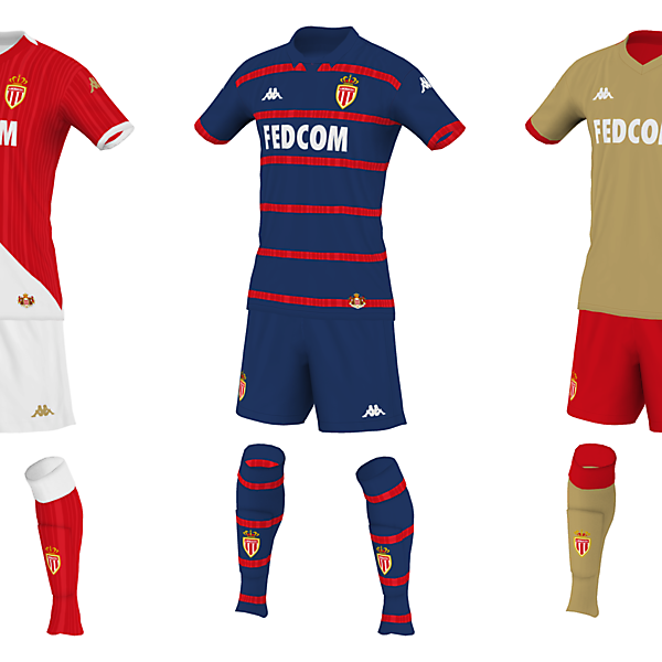 AS Monaco 2020 - Drake Froomer (Foxtail_One)
