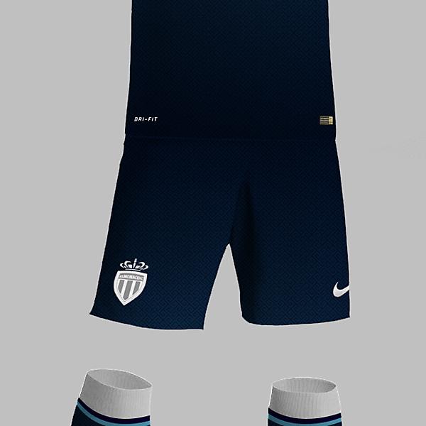 AS Monaco 3rd Kit Design
