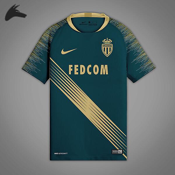 AS Monaco away concept