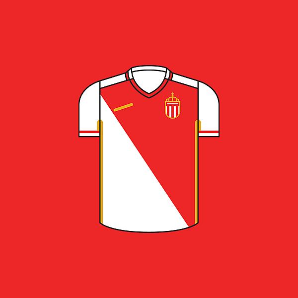 AS Monaco × Minimalist