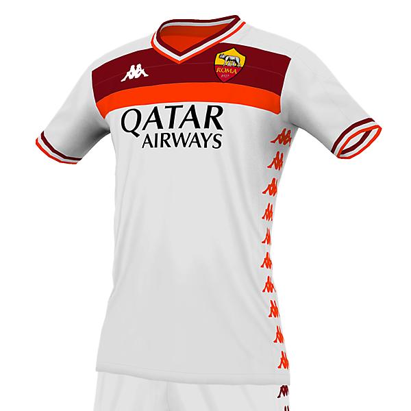 AS Roma - Away kit