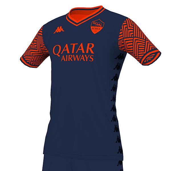AS Roma - Third kit