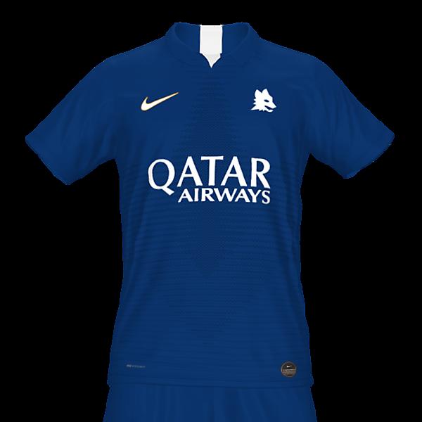 AS Roma 2021/2022 Fantasy Away Kit