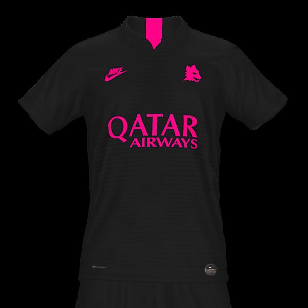 AS Roma 2021/2022 Fantasy Third Kit