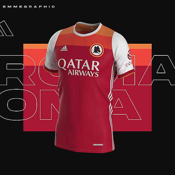 AS Roma | Adidas | Home