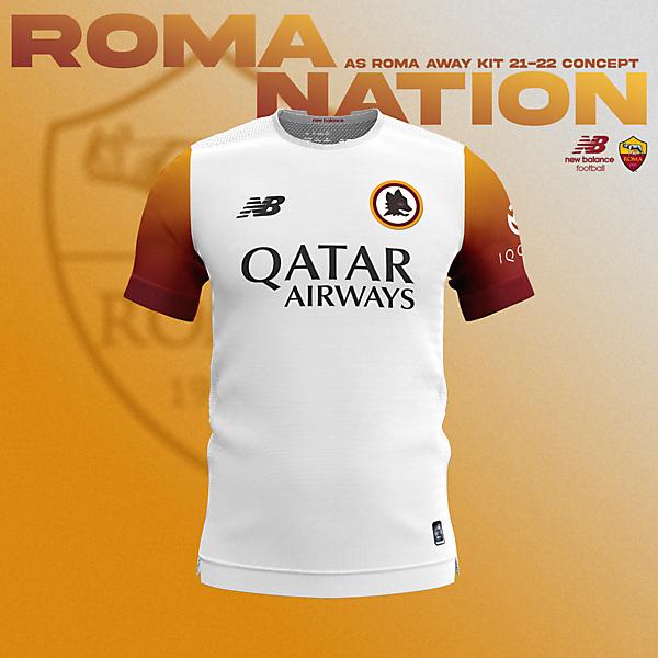 AS Roma | New Balance | Away