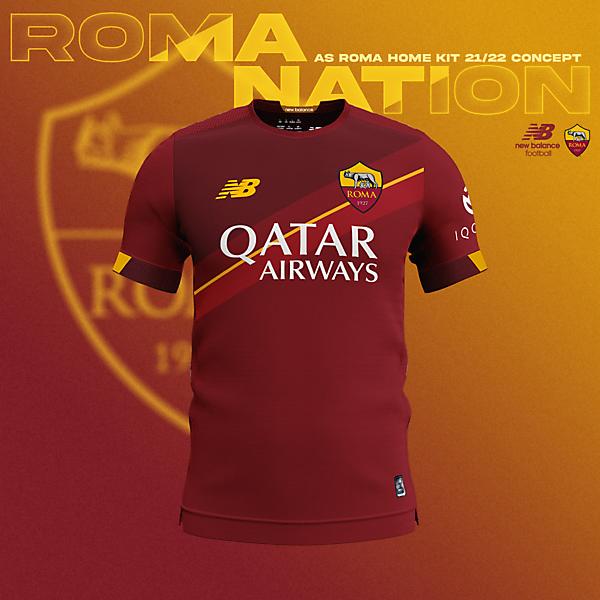 AS Roma | New Balance | Home