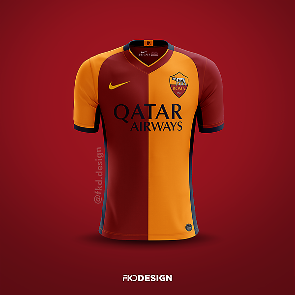 AS Roma   Nike   Special/Fourth