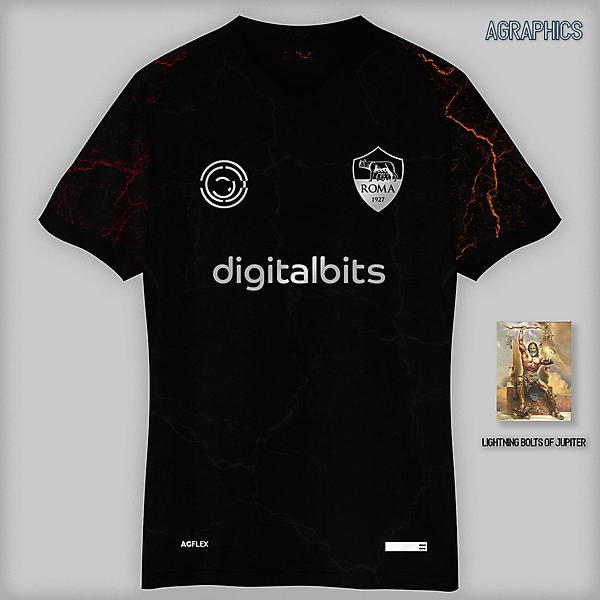 AS Roma Away Kit x AG