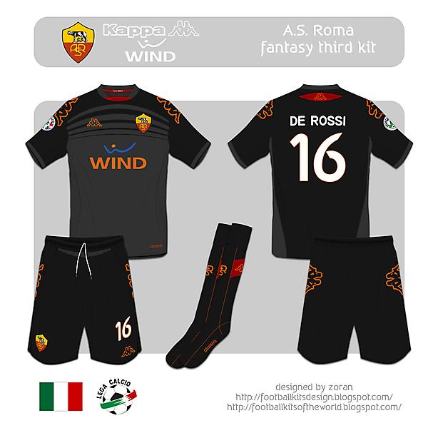 A.S. Roma fantasy third