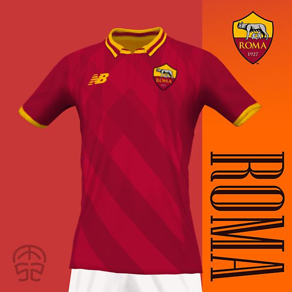 AS ROMA x NEW BALANCE (Home Kit)