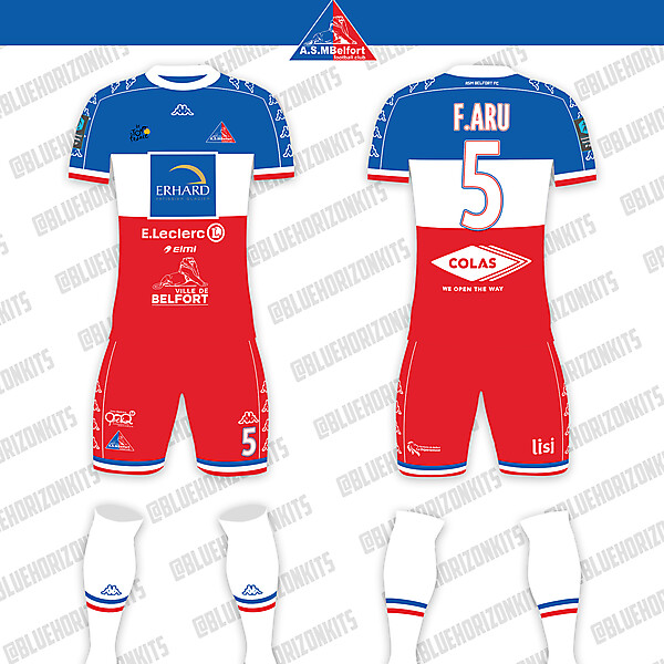 ASM Belfort Third Kit