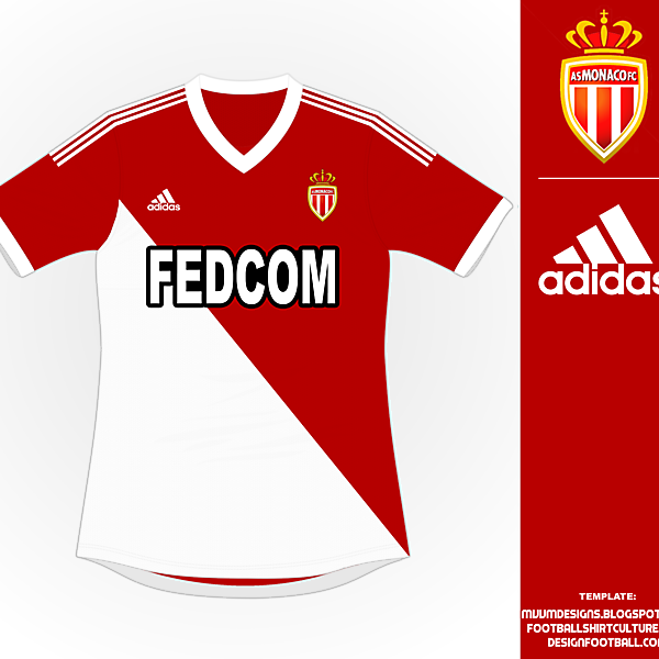 Monaco adidas Home
