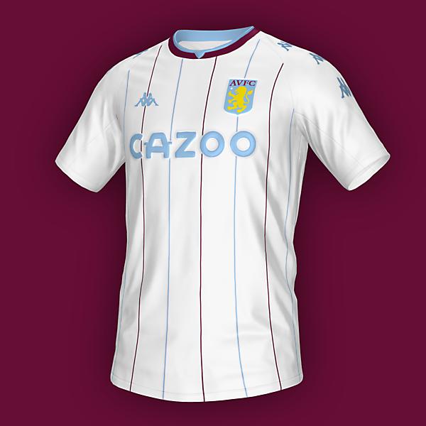 Aston Villa Away