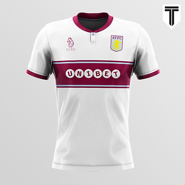 Aston Villa Away Concept Kit